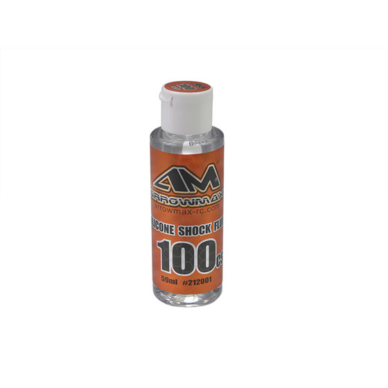 Silicone Shock Fluid 59ml 100cst