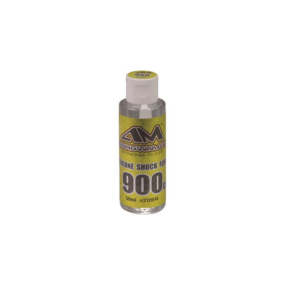 Silicone Shock Fluid 59ml 900cst