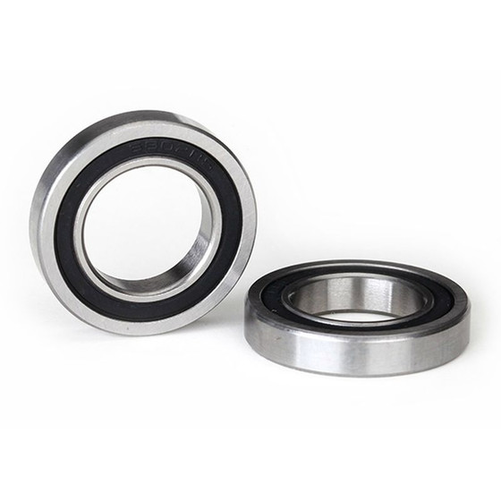 Traxxas 5108A Ball bearing, black rubber sealed (15x26x5mm) (2)