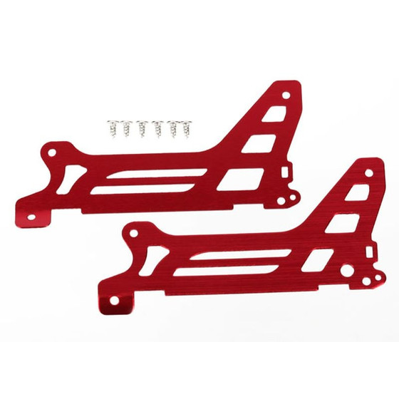 Traxxas 6327 MAIN FRAME, SIDE PLATE, OUTER