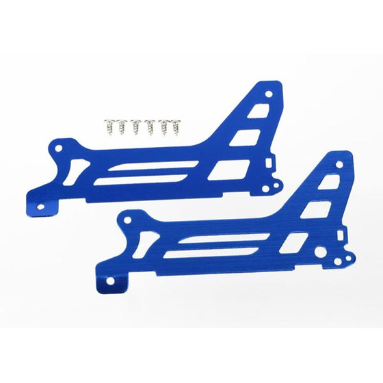 Traxxas 6328 MAIN FRAME, SIDE PLATE, OUTER
