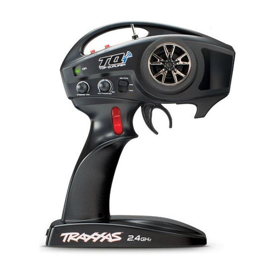 Traxxas 6530 TQI Sender 4 Kanal 2.4GHZ High Output (Link enabled)