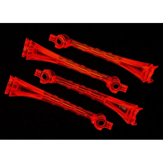 Traxxas 6653 LED Linse, orange (4)