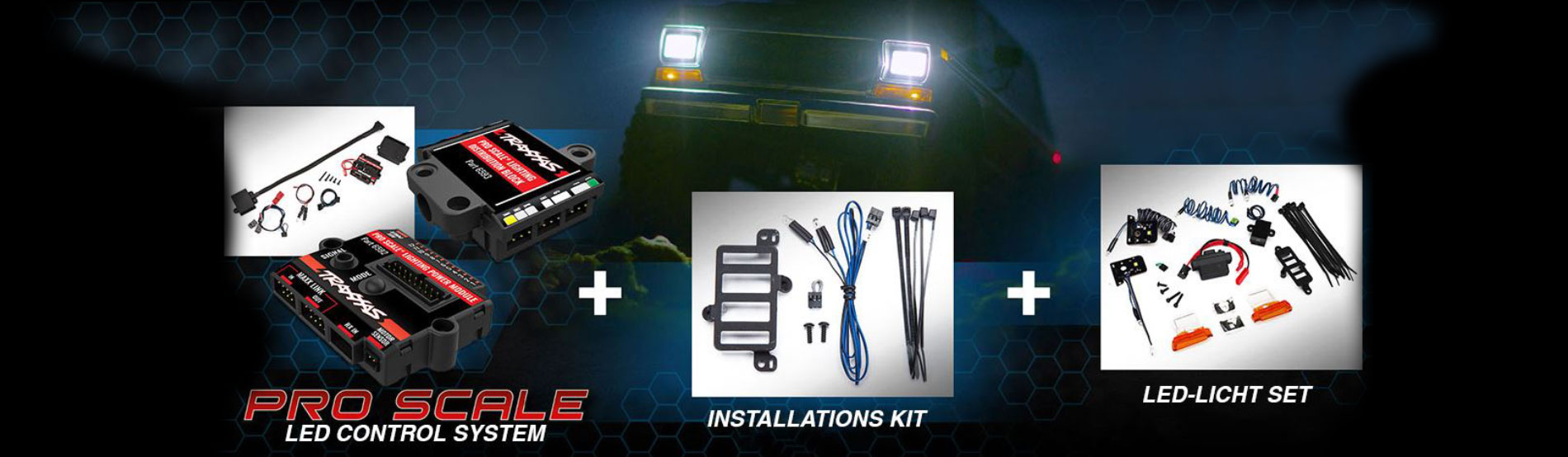 Traxxas Pro Scale Light System